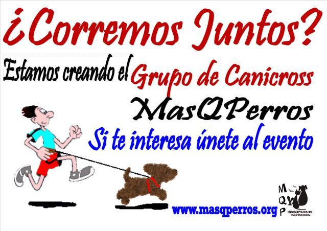 Grupo de CaniCros MasQPerros
