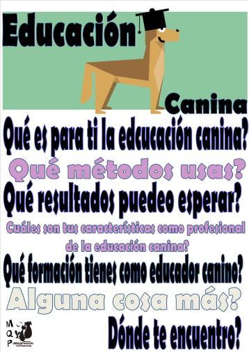 educación caina preguntas